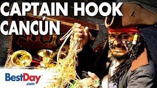 Captain Hook Cancun, Cancun