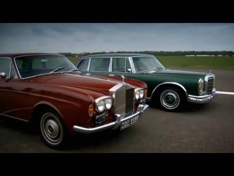Grosser vs. Corniche: Old Car Challenge Part 1 – Top Gear – BBC