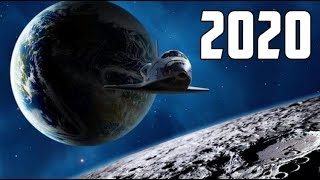 Космос 2018 Документальный фильм про вселенную Освоение луны