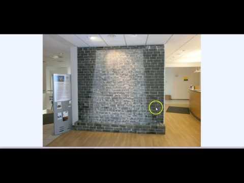 DIY Zimmerbrunnen Wasserwand Wandbrunnen Desaster