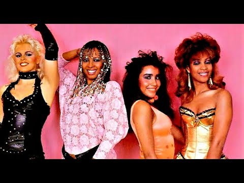 Remember The Mary Jane Girls From The 80's This is How They Look Now