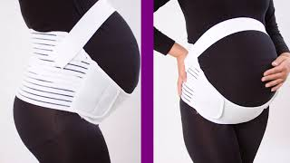 Pregnancy Girdles SUCK | Don't Use a Pregnancy Support Belt