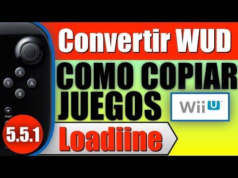Convert Loadiine To Wup