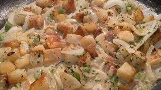 How to make Smothered Potatoes