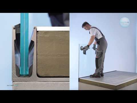 Celoskleněné zábradlí BALARDO - montážní video