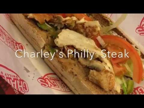 Video Healthy Brown bread and Chicken Sandwich, Charley's Philly steak, Abu Dhabi