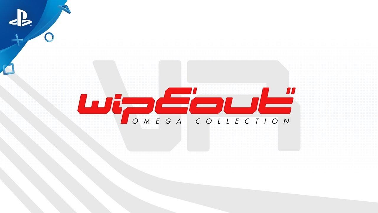 Actualización Gratuita de Wipeout Omega Collection para PS VR Disponible Hoy