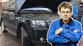 VEDROVER2 - Range Rover!!! Театр ПЕРЕКУПА!