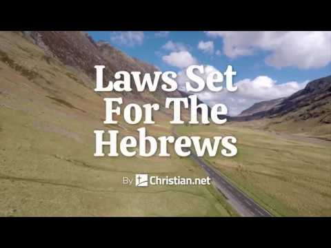 Exodus 21-22: Laws Given To The Hebrews | Bible Story (2020)