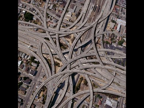 Top 10 Craziest Intersections
