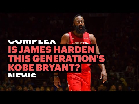 Is James Harden This Generation's Kobe Bryant?