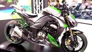 2018 Kawasaki Z1000 SE Special Lookaround Le Moto Around The World