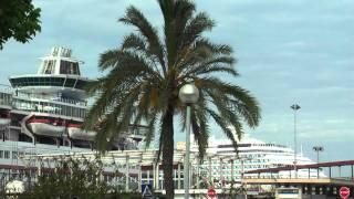 preview picture of video 'Port Palma de Mallorca & Cruises'