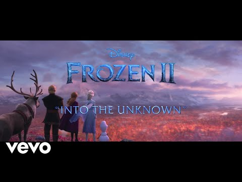 """Idina Menzel - Into the Unknown (From """"Frozen 2: First Listen"""")"""