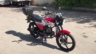 Мотоцикл Forte Alfa FT125-K9A от компании Интернет-магазин Karat-Market - видео