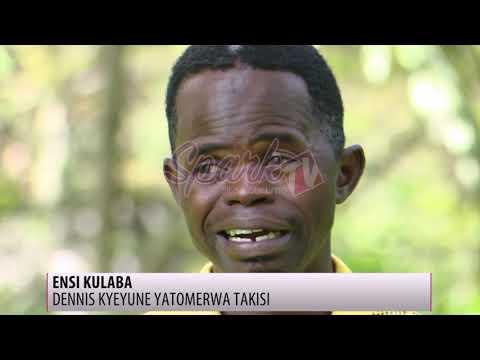 Ensi Kulaba; Denis Kyeyune anyumya enaku y'akabenje