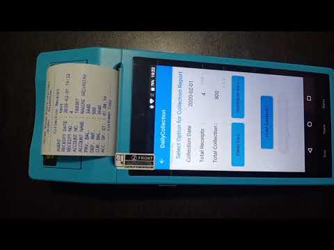 IRCTC Ticketing Machine