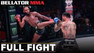 Full Fight   Darrion Caldwell vs. Henry Corrales - Bellator 228