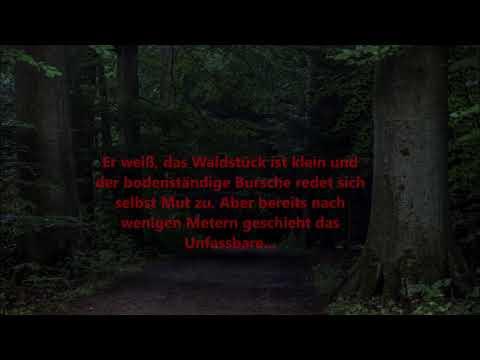Der Finstermann von Kirchanschöring...(Spukort in Bayern)