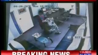 Parent-Teacher fight caught on camera