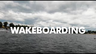 Wakeboarding Cable Park Session - St. Leoner See - FPV