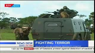 Kenya defence forces kill two Al-Shabaab soldiers in Lamu