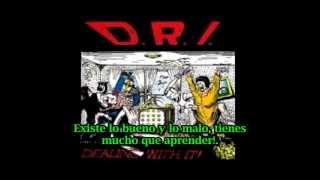 D.R.I. Karma (subtitulado español)