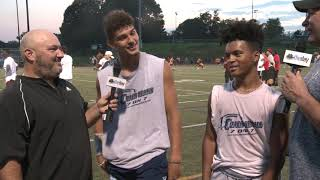 Passing League football: Windham