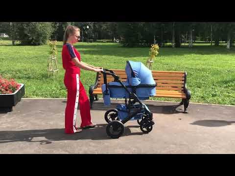 Детская коляска трансформер Oley 2 в 1