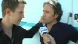 Interview AOL et JD sur les plateaux Moonlight - PART 1