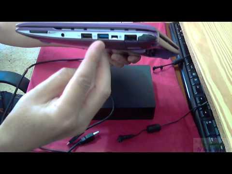 Disco duro externo Toshiba Canvio Desk 3 TB (Unboxing)