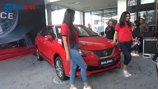 Keseruan Launching dan Media Test Drive Suzuki Baleno Hatchback