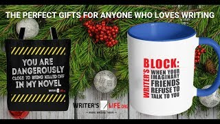 Gift Ideas For Writers- Pre Black Friday Sale- WritersLife.org
