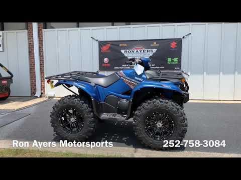 2019 Yamaha Kodiak 700 EPS SE in Greenville, North Carolina - Video 1