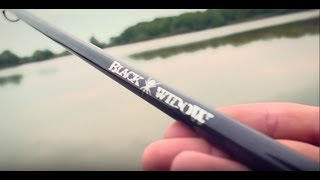 Daiwa black widow tele feeder 360