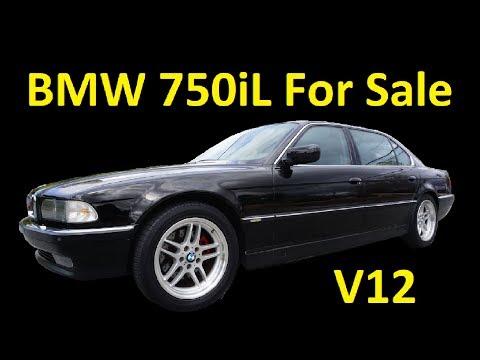 V12 BMW E38 750iL 7 Series ~  FOR SALE CLASSIC M SPORT WHEELS
