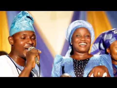 BUKOLA AKINADE SENWELE JESU PERFORMING LIVE @ ADANIMAGBAGBE 10th YEARS ANNIVERSARY
