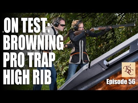 Schools Challenge TV – On Test: Browning B725 Pro Trap High Rib