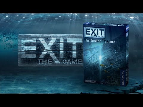 Youtube Video for The Sunken Treasure - Exit Game