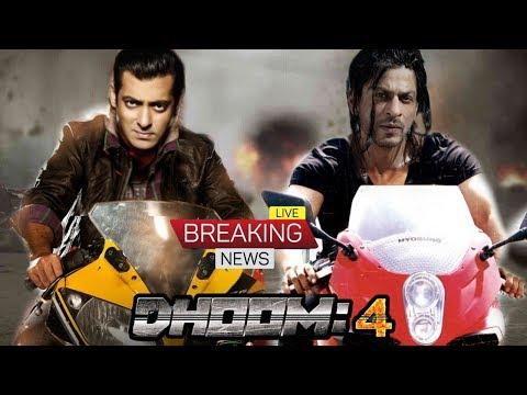Salman Khan and Shahrukh Khan New Movie | Dhoom 4 and Radhe | Full Details Inside