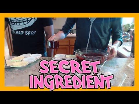 Cupcakes With Secret Ingredient