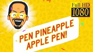 Pineapple Pen Game Review 1080P Official Ketchapp Arcade 2016