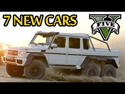 GTA 5 - NEW Hipster DLC Cars Info | 7 New Cars Coming To GTA Online (GTA V)