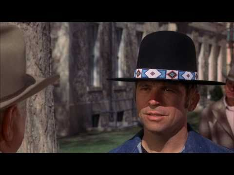 Classic 1967 film clip of Billy Jack using his right foot.