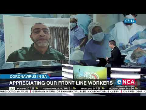 Discussion Appreciating our frontline workers
