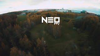 Disco golf - Raw FPV Freestyle