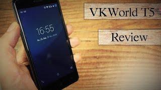Viel China Phone für wenig Geld? - VKWorld T5 - Review - Deutsch