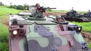 陸軍司令部 -- 澎防部聯合反登陸作戰操演 (2018)