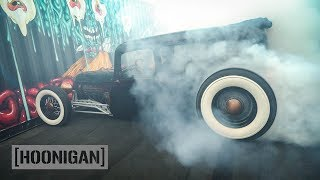 [HOONIGAN] DT 057: 84-Year-Old Hot Rod Gets Reckless