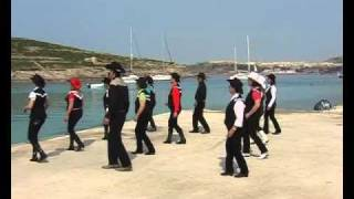 EASY ON THE EYES LINE DANCE (GOZO FRIENDS)